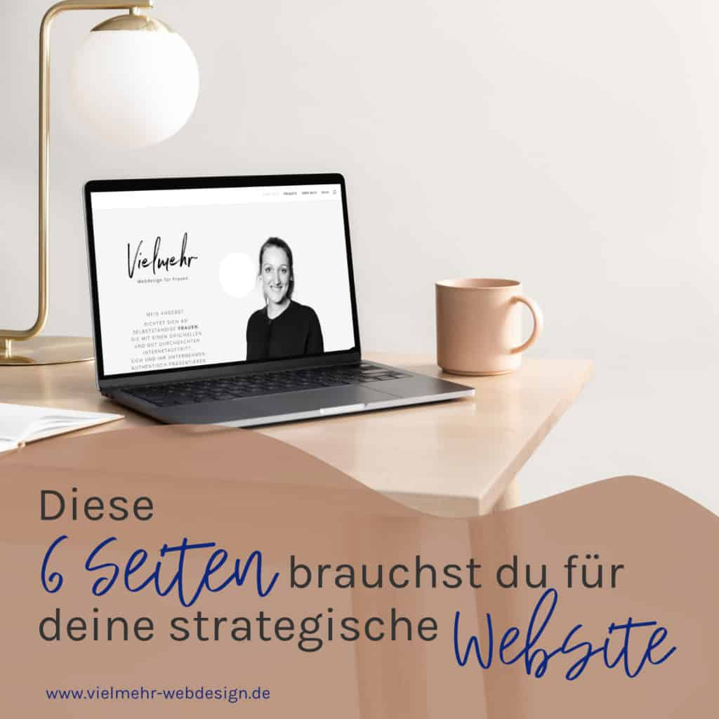 deine strategische website