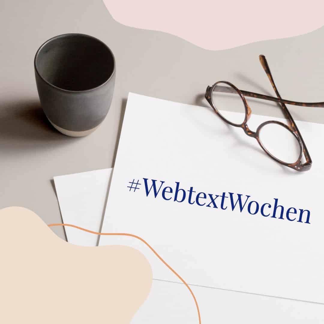 #WebtextWochen