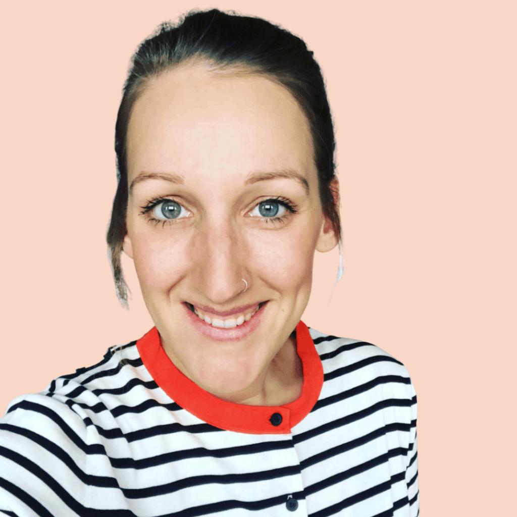 Webdesignerin Stefanie Friedel