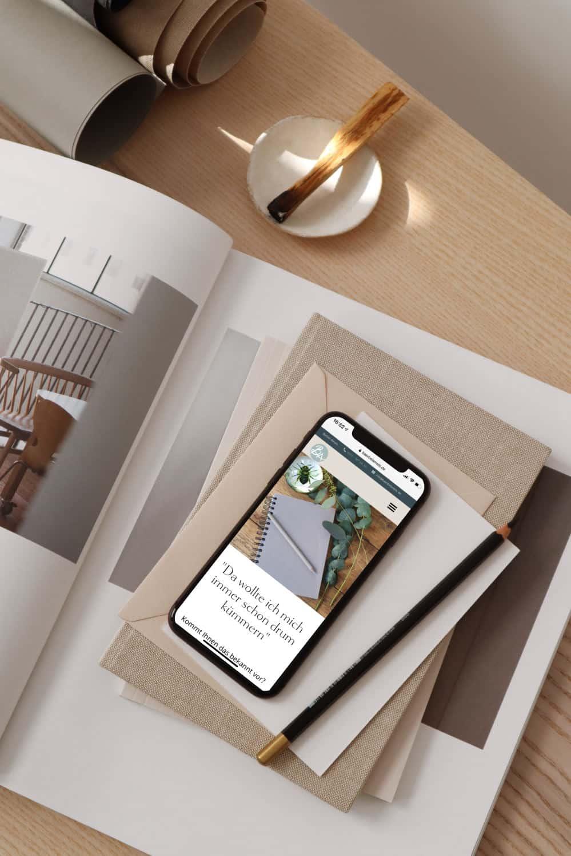 baerbel-amels-smartphone