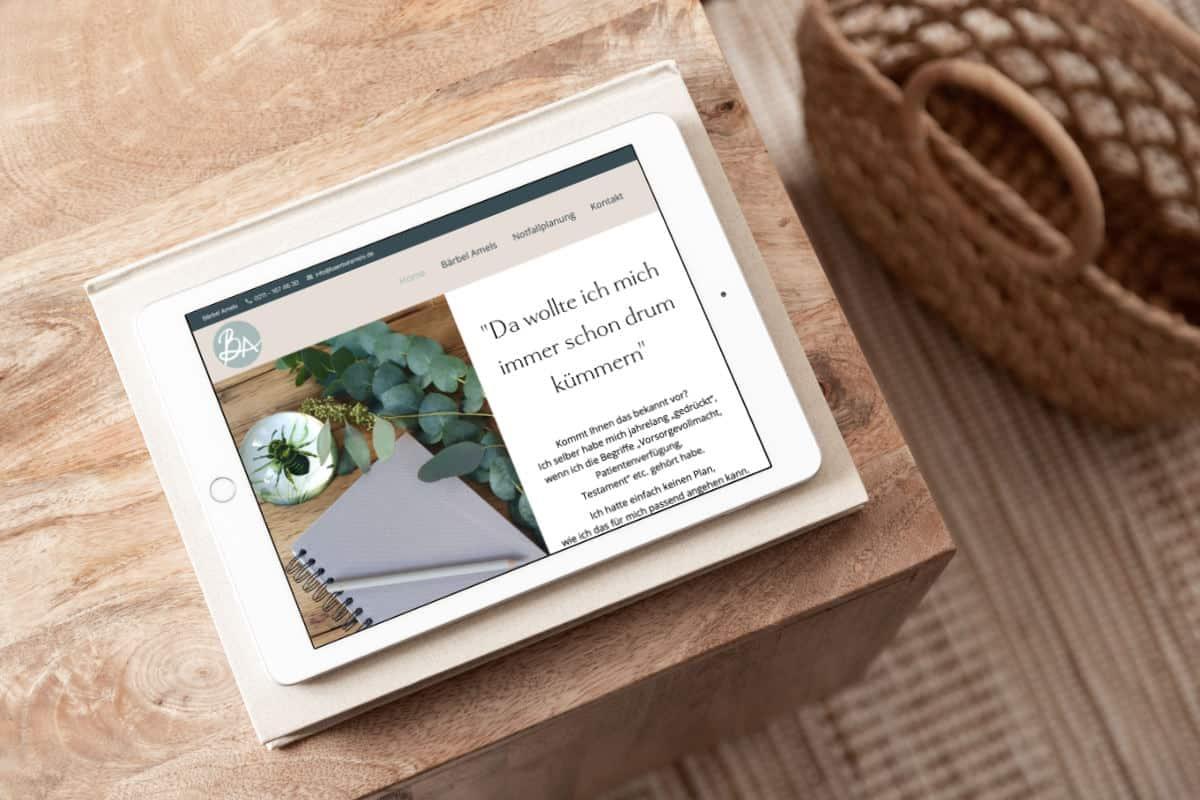 baerbel-amels-tablet