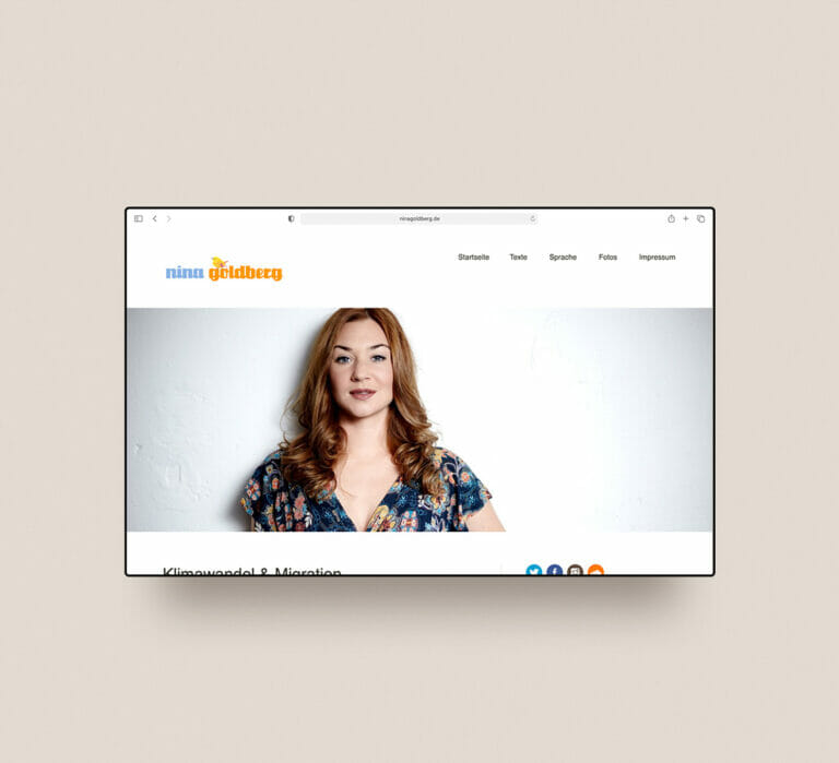 Nina-Goldberg-Homepage-Vorher